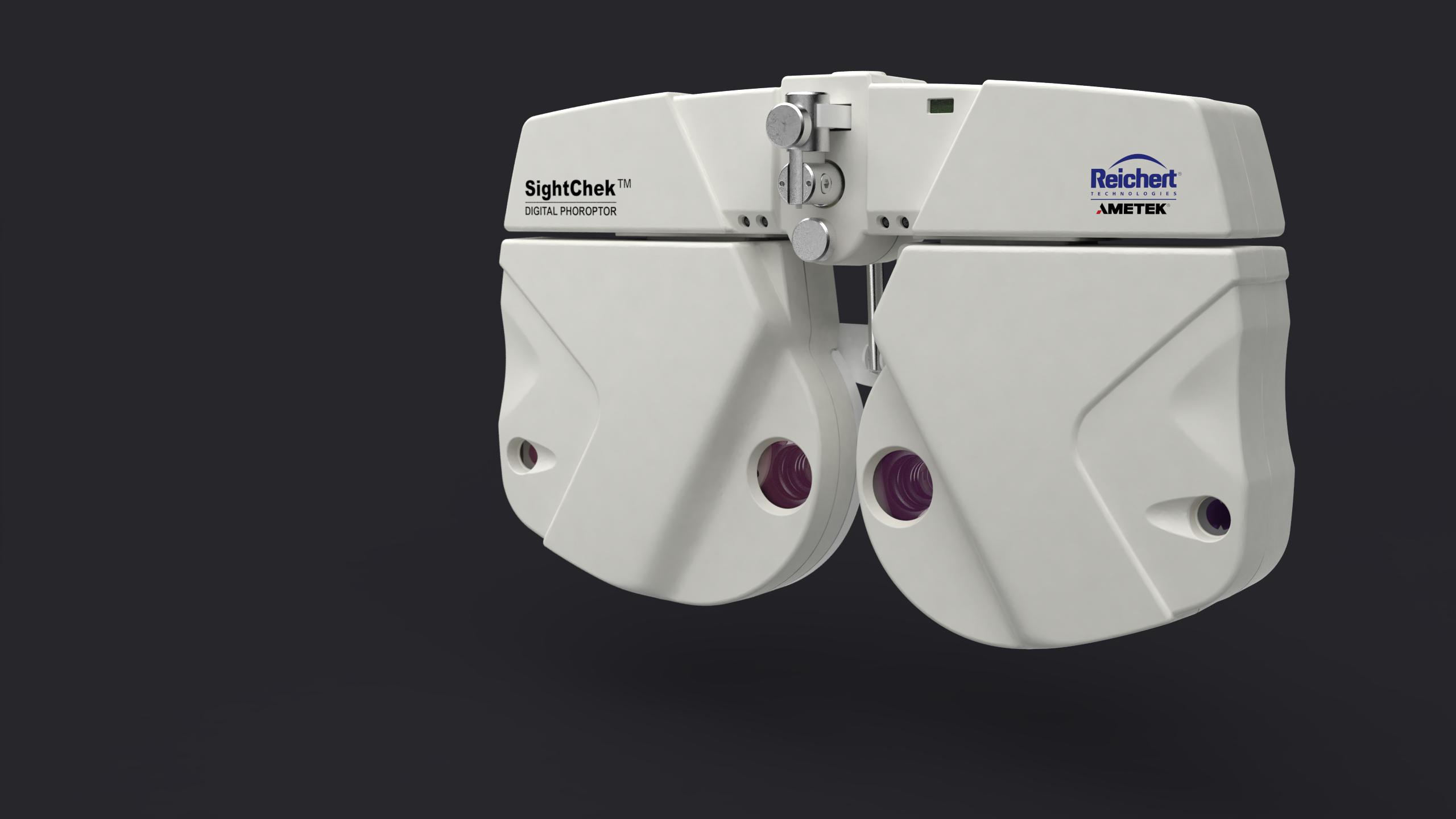 Design du SightChek Digital Phoroptor