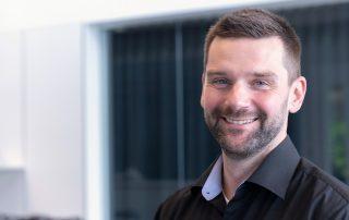 Nomination de Nicolas Giroux à titre de Responsable des opérations pour le bureau de Creaform à Laval
